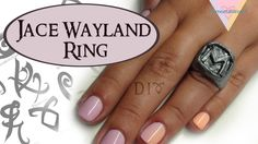DIY Jace Wayland Ring || The Mortal Instruments