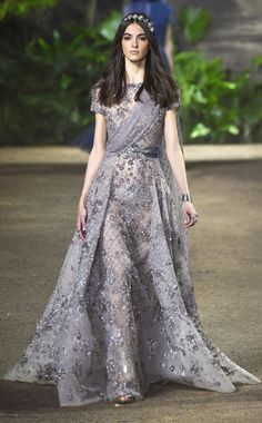 Elie Saab, spring 2016 Couture