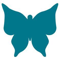 Butterfly #3 Steel-Rule Die | AccuCut Craft
