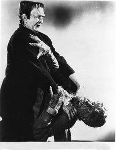 Frankenstein vs the WOlfman