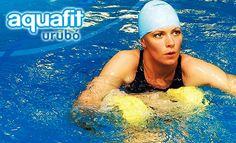 1er. curso de Hidrogimnasia en Aquafit Urubo. - Muy contrario a lo que se cree, hacer actividad física bajo el agua puede no ser de bajo impacto, sobre todo si eres sorprendido por la espalda por un simpático tiburón. Con este Grupón puedes cuidar tu integridad física - http://www.grupones.com.bo/ofertas/1er-curso-de-hidrogimnasia-en-aquafit-urubo/
