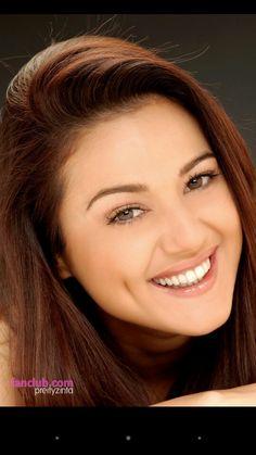 Preity Zinta - a dimpled smile