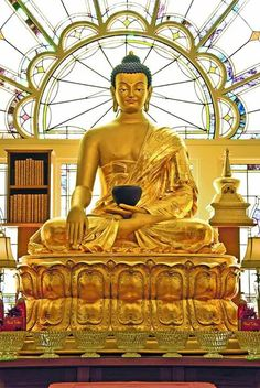June 4 - Turning the Wheel of Dharma Day and Birthday of Venerable Geshe Kelsang Gyatso Rinpoche   It is because of the great kindness of Buddha in turning the Wheel of Dharma that people of this world have the opportunity to follow a spiritual path to the permanent inner peace of enlightenment.   To celebrate this special occasion and to pray for Venerable Geshe-la's long life, you are welcome to join the Offering to the Spiritual Guide tsog puja from 7:30pm - 9:30pm at the Centre.