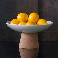 Lagoon High Pedestal Serving Bowl #Bowl, #Design, #Fruit