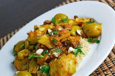 This is one of my ALL TIME FAVORITE recipes. The BEST Tagine recipe.