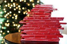 Unwrap a. Xmas book Advent