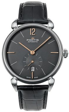 Fortis Watch Terrestis Orchestra P.M. #bezel-fixed #bracelet-strap-alligator #brand-fortis #case-depth-10-02mm #case-material-steel #case-width-40mm #date-yes #delivery-timescale-call-us #dial-colour-black #gender-mens #luxury #movement-automatic #official-stockist-for-fortis-watches #packaging-fortis-watch-packaging #style-dress #subcat-terrestis #supplier-model-no-900-20-31-lc-01 #warranty-fortis-official-2-year-guarantee #water-resistant-50m