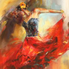 Anna Razumovskaya, She Dances in Beauty 1 | Flickr - Photo Sharing!