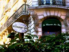 La Closerie des Lilas Restaurant, Paris