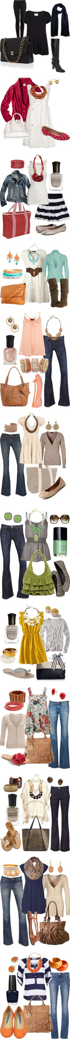 """""""casual"""" by veronica-franklin on Polyvore"""