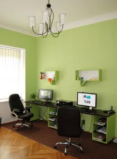 go green office furniture green office with talkative shelves i like the long 83 best go images on pinterest desk