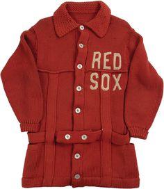 Red Sox baseball sweater