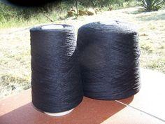 SETA, strikkegarn i 100 % bourettesilke fra domoras