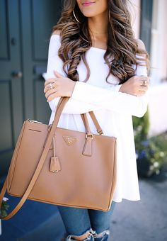 Prada Saffiano handbag