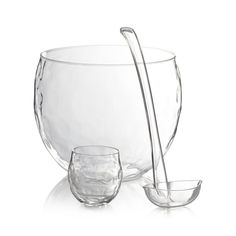 8-Piece Chill Acrylic Punch Set - Crate & Barrel - $59.95 - domino.com