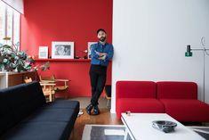 Yoann Lemoine, dans l'intimité de Woodkid - The Socialite Family George Nelson, Socialite Family, My Design, Interior, Cap Ferret, Arrondissement, Modernism, Furniture, Home Decor