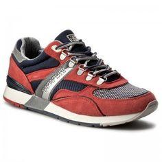 Sneakersy NAPAPIJRI - Rabari 14833754 Blue Marine Tulip N650 df1a04f3d6a
