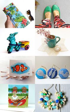 Tropical by Jennifer Ross on Etsy--Pinned with TreasuryPin.com #auswandarrah