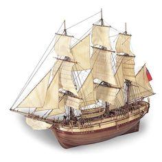 Artesania Latina HMS Bounty Ship Kit, 1/48 Scale