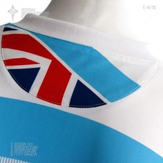 Official t-shirt DEPORTIVO GALICIA LONDON, season 2014/15. Flag, Website, Sporty, Science, Flags