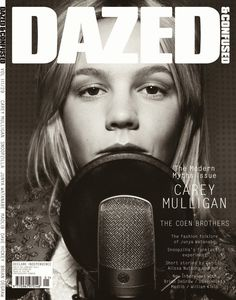 Carey Mulligan by Rankin for Dazed & Confused January 2014