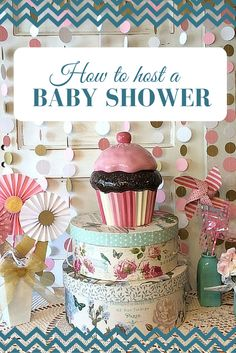 Ideas for games, quizzes, food and themes for hosting the perfect baby shower party.