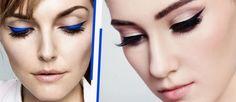 Cat-Eyes, Wing- oder grafischer Eyeliner: Der perfekte Lidstrich verleiht jedem Auge einen Glamour-Faktor! Wir zeigen euch, wie unterschiedlich ihr Eyeliner auftragen könnt...