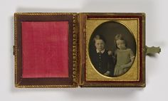 Untitled (Boy and Girl) Daguerreotype, Museum Collection, Public Domain, American Art, Art Museum, Boy Or Girl, Culture, Gallery, Boys