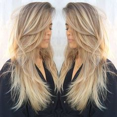 31 Beautiful Long Layered Haircuts