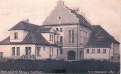 Škola Blatnice, Foto Rmbrandt Nýřany