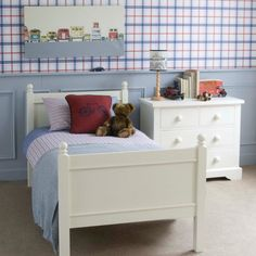 Fargo Single bed - Ivory White, Little Folks Furniture Childrens Single Beds, Kids Single Beds, Bed Mattress, Ivory White, Kid Beds, Bed Frame, Bedroom Furniture, Storage, Bedrooms