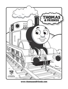 thomas and friends coloring pages - Google Search