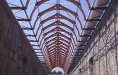 Manica lunga del Castello di Rivoli, Andrea Bruno. © Bruna Biamino, Andrea Bruno, Guido Fino, P. Pellion Restoration, Architecture, Arquitetura, Architecture Design