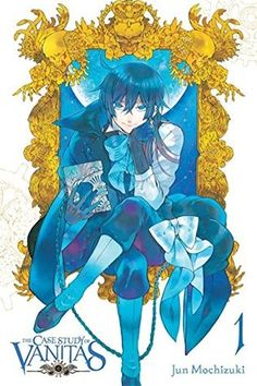 Read Vanitas no Shuki Chapter Encens Restant - Paris, late century. Vanitas is a human who works as a doctor for vampires and wishes to save them. He uses a magical book called The Vanitas Grimoire to dispel an evil curse that corrupts vampi. Pandora Hearts, Vanitas No Shuki, Vanitas Vanitatum, Vampires, Manga Anime, Anime Art, Japan Expo, Yen Press, Manga Covers