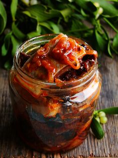 herring with prunes Polish Recipes, Polish Food, Appetisers, Pickles, Cucumber, Meal Prep, Salsa, Food And Drink, Menu