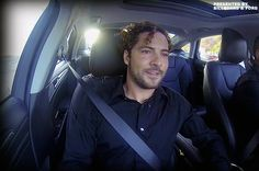 Fan Ride!: David Bisbal Surprises Fans with a Ride to the Billboard Latin Music Concert 2014 | Billboard