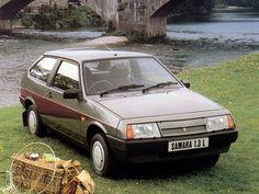 Lada Samara 1.3L 3-door (1992 – 1994).