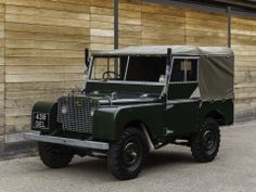 Land Rover Talk