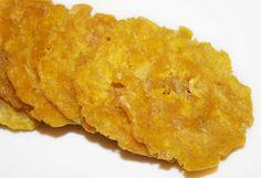 PATACONES, como preparar esta receta típica de la gastronomía de Cartagena de Indias.  www.cartagenadeindiaslive.com