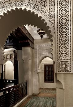 The Art Of Moroccan Riad Point View December 2016 Moroccan Home Decor, Moroccan Art, Moroccan Bedroom, Moroccan Lanterns, Moroccan Interiors, Moroccan Design, Moroccan Style, Islamic Architecture, Beautiful Architecture