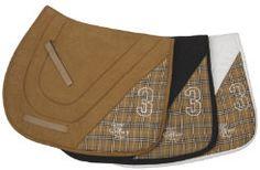 Jaipur Polo Company Classic Suede All Purpose Saddle Pad