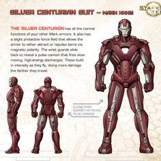 iron man mark XXXIII