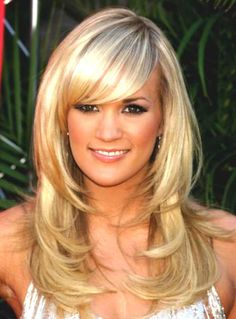v cut hairstyle for thin hair - http://www.gohairstyles.net/v-cut-hairstyle-for-thin-hair-4/