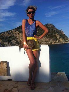 Moda de la Mode: Ibiza Street Style