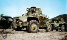 39M Csaba armoured scout car produced for the Royal Hungarian Army during World War II.