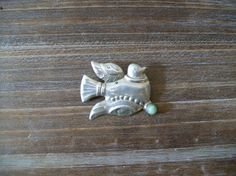 Vintage Sterling Silver Mexican Dove Love by thelittlegrasshut, $32.00