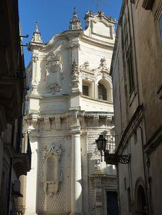 Chiesa di San Matteo, Lecce, Puglia, Italy