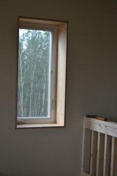 Modern window trim design pictures remodel decor and for Window jamb design