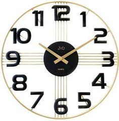 Dizajnové nástenné hodiny JVD HT051.3
