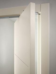 Pivot Doors, Sliding Doors, Temporary Door, Best Interior, Interior Design, Interior Doors, Sliding Door Design, Wooden Doors, Woodworking Plans
